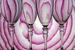 Onion Glass - Steve Baker - 1st