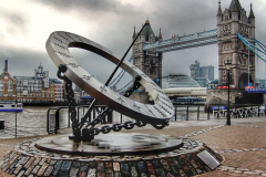 image-13-Sundial at Tower Bridge